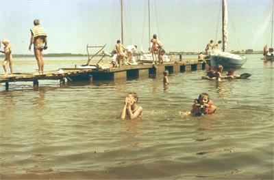 Dagra II – 1989 dzień 5 – kurs żeglarski