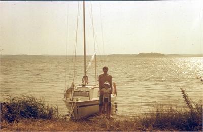 Dagra II – 1989 dzień 4 – kurs żeglarski