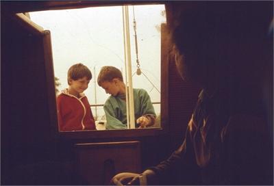 Dagra II – 1989 dzień 3 – kurs żeglarski