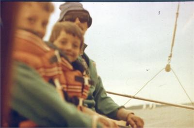 Dagra II – 1989 dzień 10 – Szkoła Żeglarska