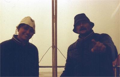 Dagra II – 1989 dzień 7 – Kurs żeglarski