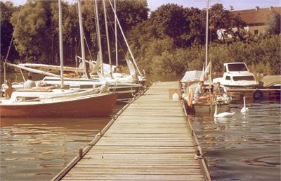 Dagra II – 1989 dzień 1- Kurs żeglarski