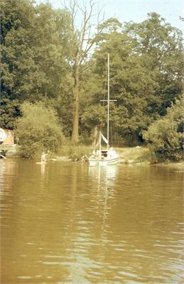 Dagra II – 1989 dzień 6 – kurs żeglarski
