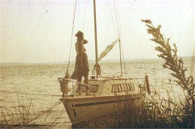 Dagra II – 1989 dzień 14 – kursy żeglarskie
